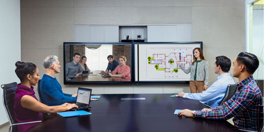 Video Conferencing Solutions for Smarter Boardroom / Conference Room