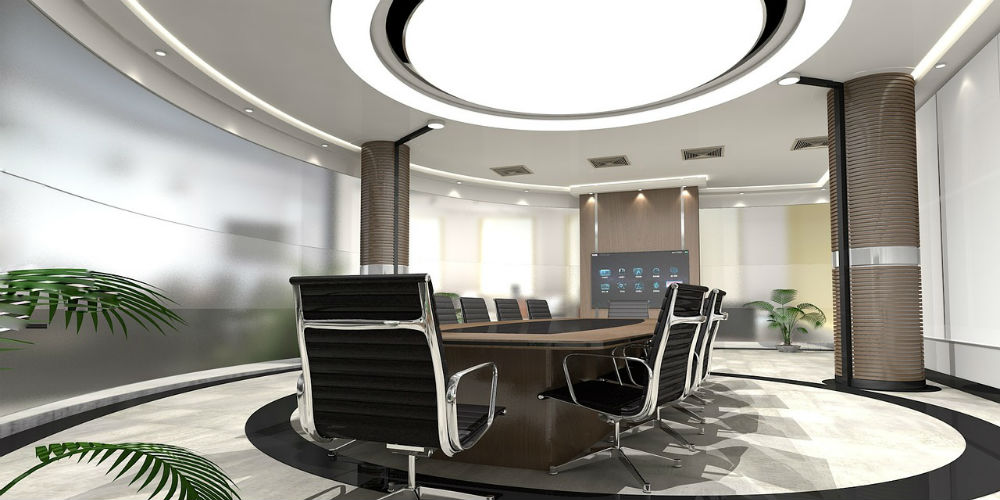 audio visual conference room design